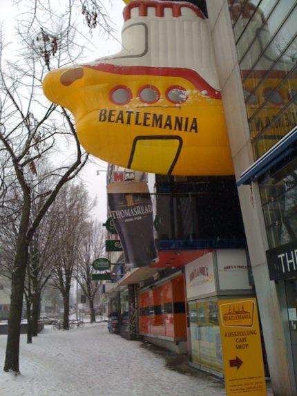 Здесь все дышит The Beatles