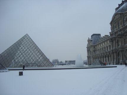 Пирамиде холодно