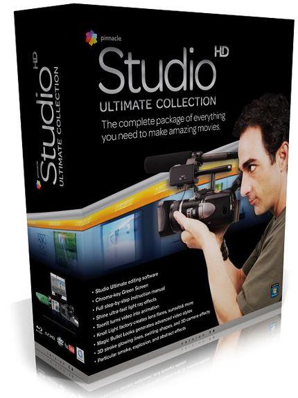 Новая версия Pinnacle Studio HD уже в продаже