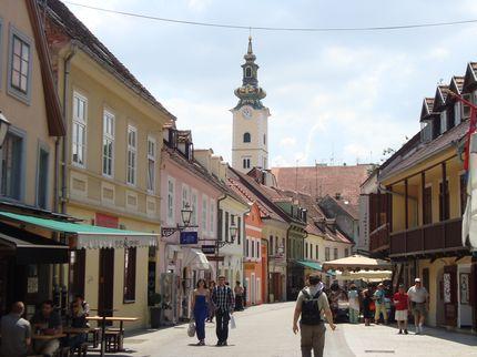 Старый Загреб
