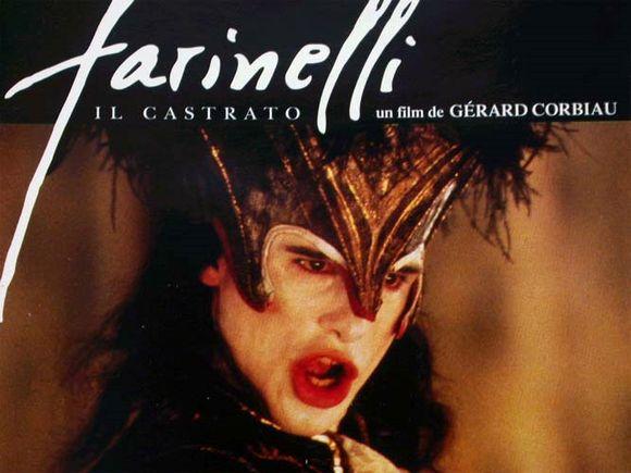 "Farinelli ""романа я не читал"", кстати, фильма, я тоже не смотрел полностью, но музыка там божественная!"