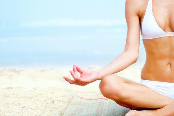 "Yoga & Pilates By the Sea - Музыка с большой быквы ""М"""