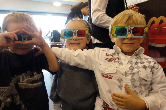 Данька и его друзья из детского сада: Максик и Иоланка