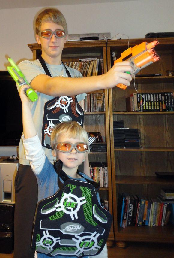 Два брата по оружию