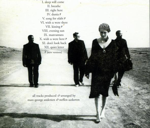 Группа Bliss, альбом Quiet Letters