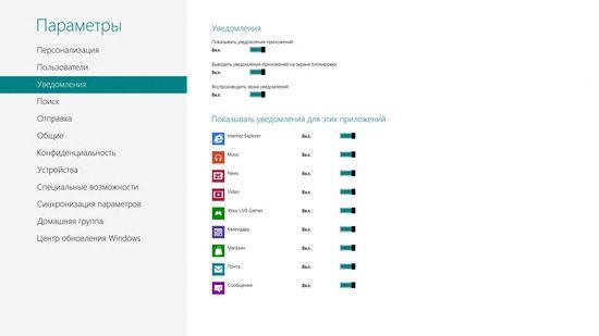 """Одно из революционных нововведений Microsoft - сервис уведомлений в Windows 8. У """"яблочников"""", к кем я себя также отношу, эта """"новинка"""" вызывает улыбку"""